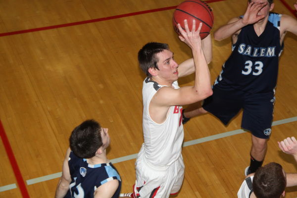 Bulldogs Fall Short to Salem, Dominguez Reaches 1,000 Career Points