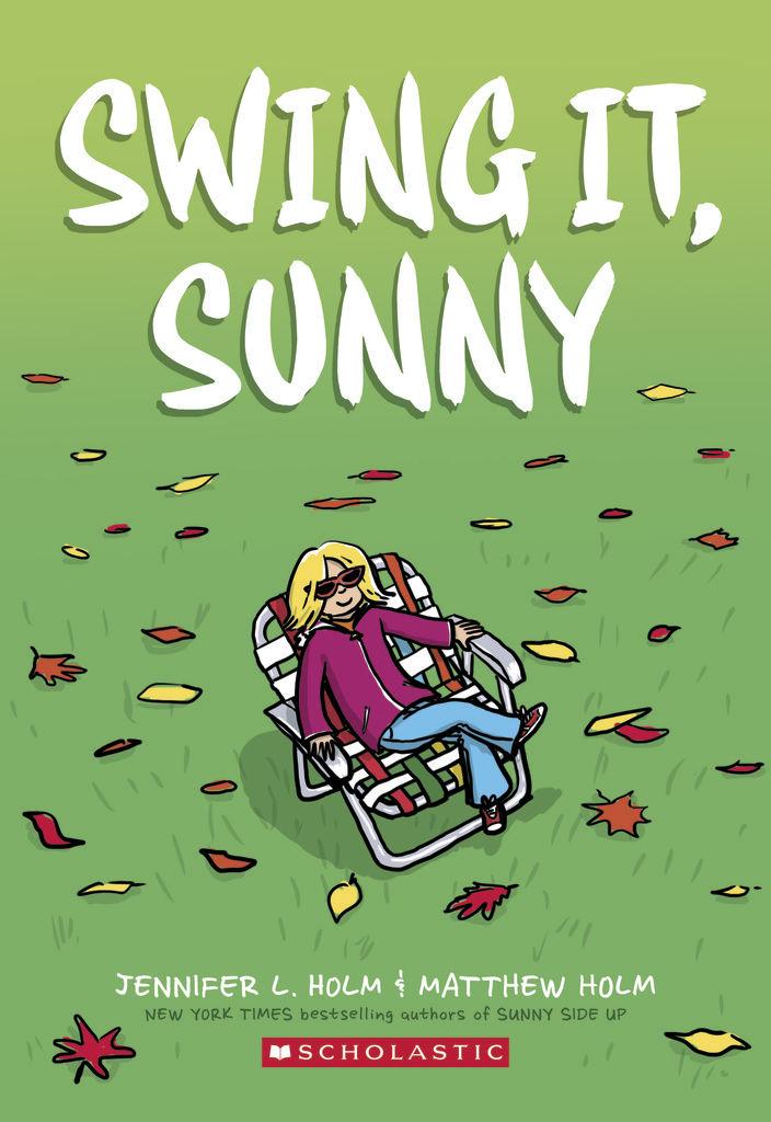 """""""Swing it Sunny"""""""