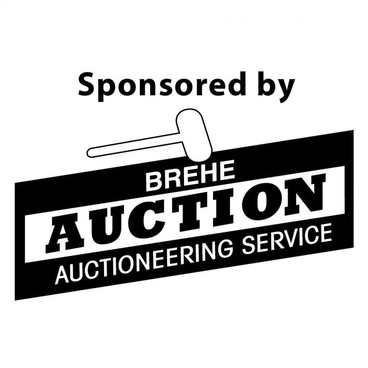 Brehe Auction Sponsor