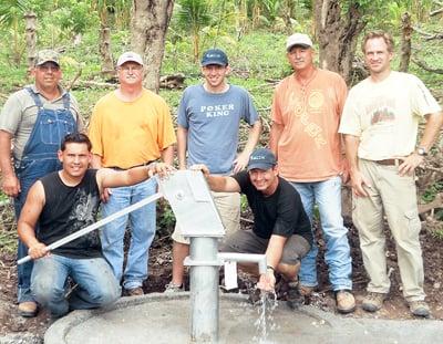 New Well in Honduras