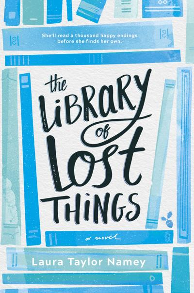 """The Library of Lost Things"""