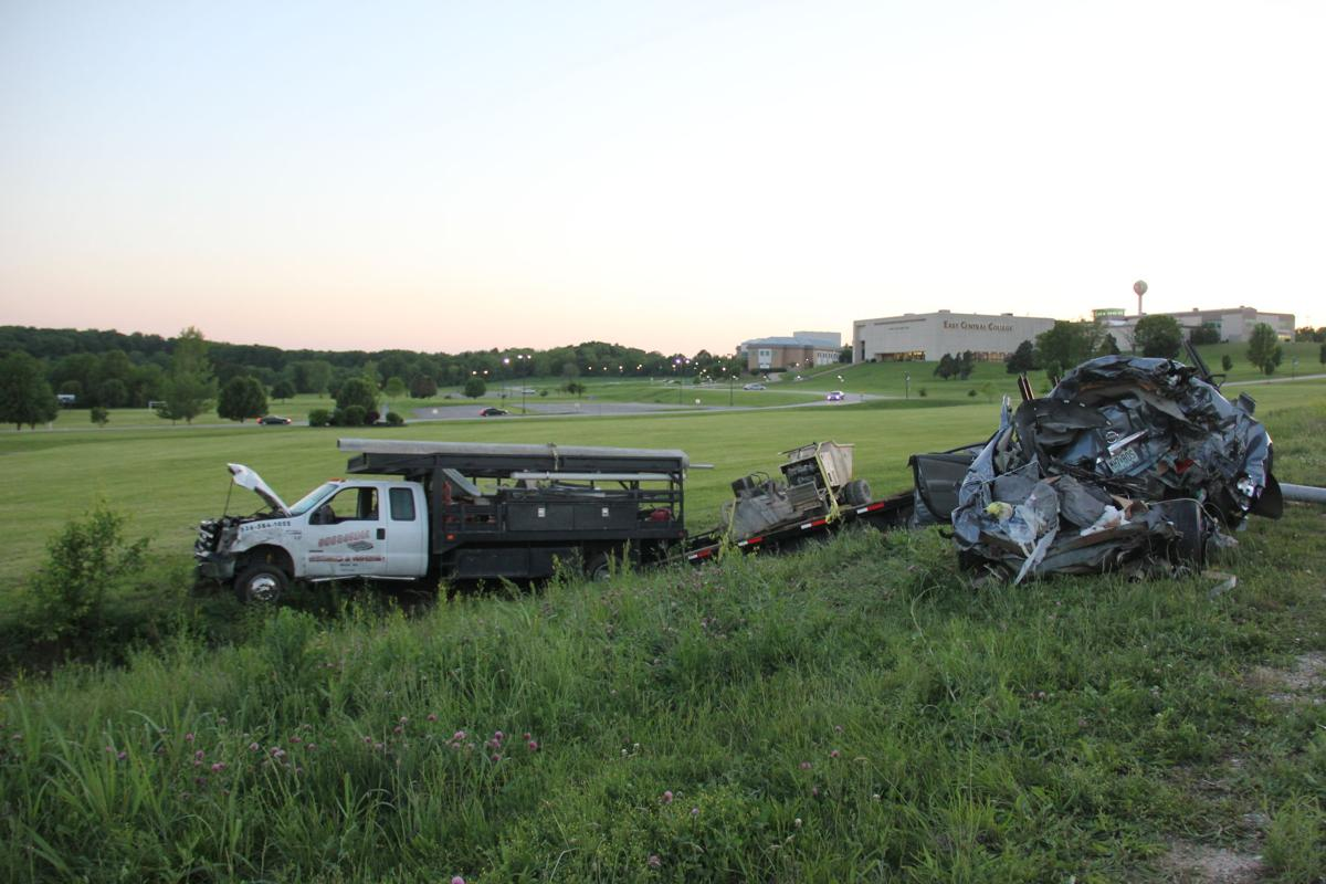 Highway 50 Closed in Union After Vehicle Accident | Union