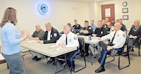 Police Officers Study Complexities of Autism
