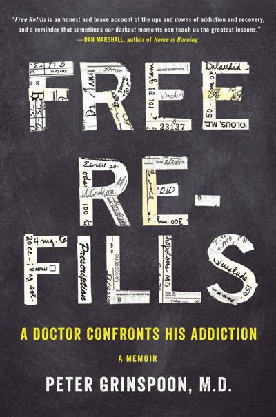 Page-Turner About Physician's Addiction