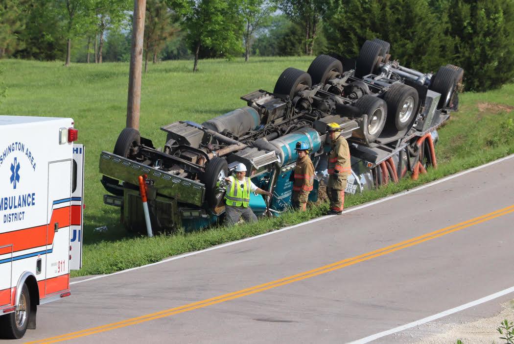 Route 185 Crash