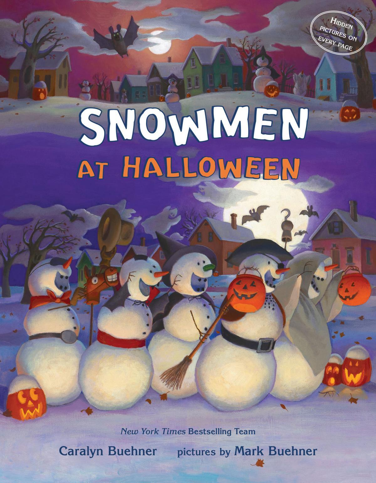 """""""Snowmen at Halloween"""""""