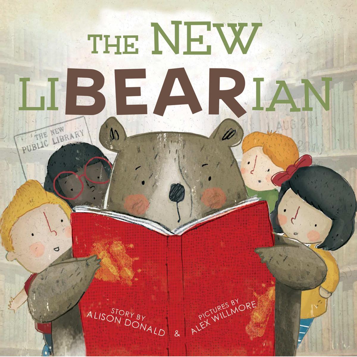 """The New LiBEARian"""