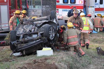 Washington Man Killed Monday in Rollover Crash on Bluff Road