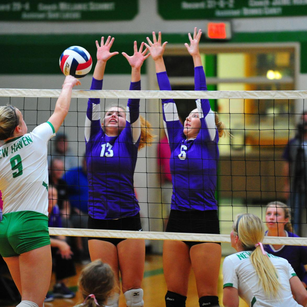 Volleyball — Pacific at New Haven