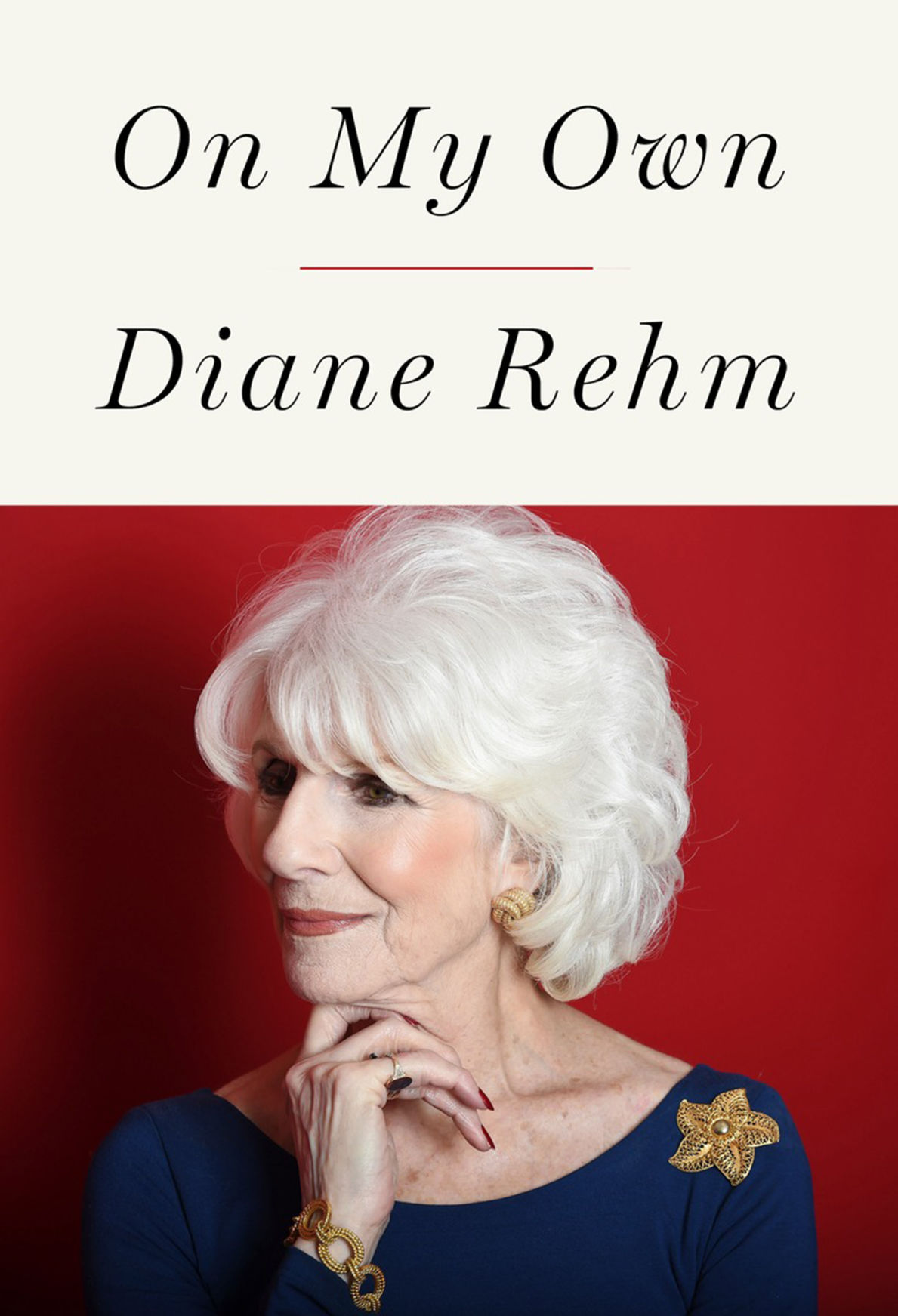 """On My Own,"" by Diane Rehm"
