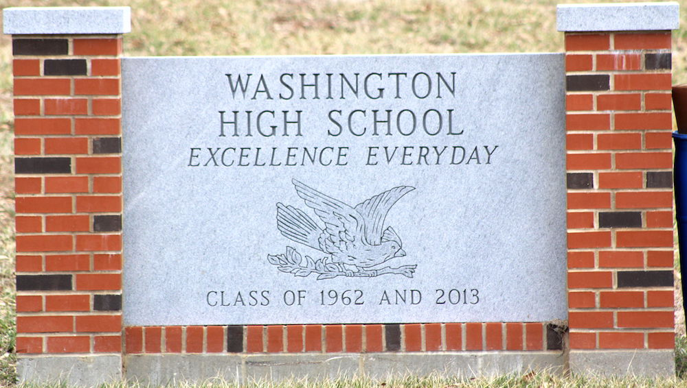 Washington High School: Excellence Everyday