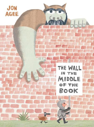 """The Wall in the Middle of the Book"""