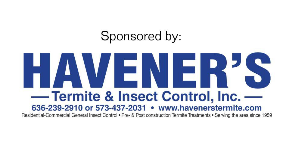 Havener's Termite & Insect Control Gallery Sponsor 2017
