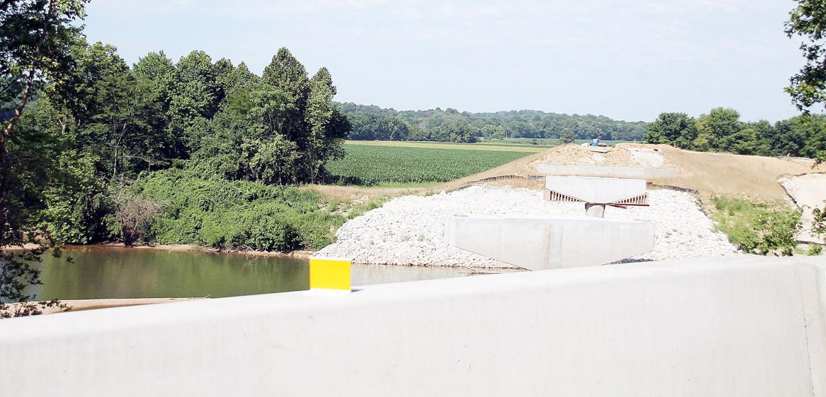 Box Culvert to Be Constructed at New Bridge Site