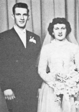 Becker 60th Wedding Anniversary
