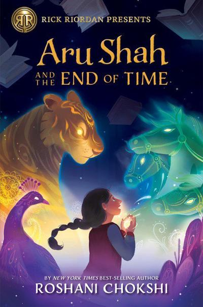 """""""Aru Shah and the End of Time"""""""