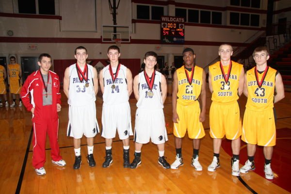 Union All-Tournament Team