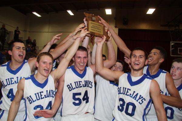 Blue Jays Win District Championship
