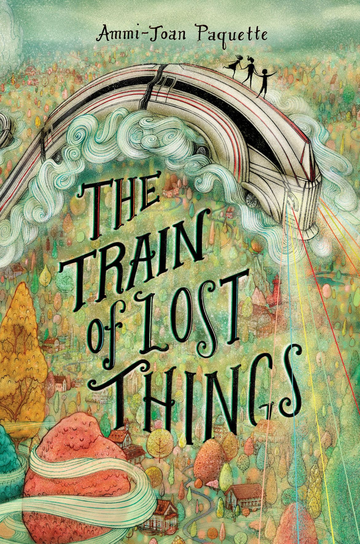 """""""The Train of Lost Things"""""""