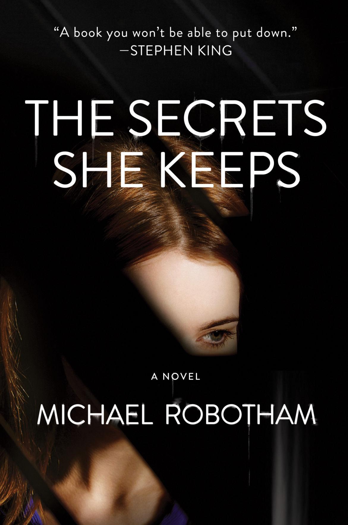 """""""The Secrets She Keeps"""""""