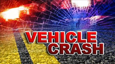 Vehicle Crash Graphic