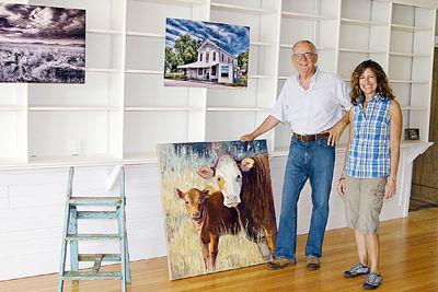 Dan and Connie Burkhardt