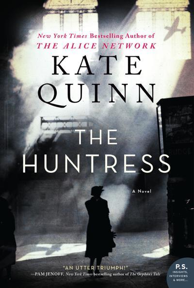 """The Huntress"""