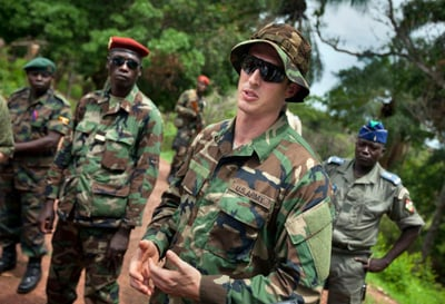 Search for Joseph Kony