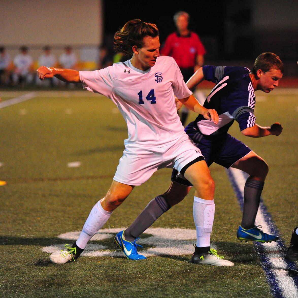 Boys Soccer — Pacific at Borgia