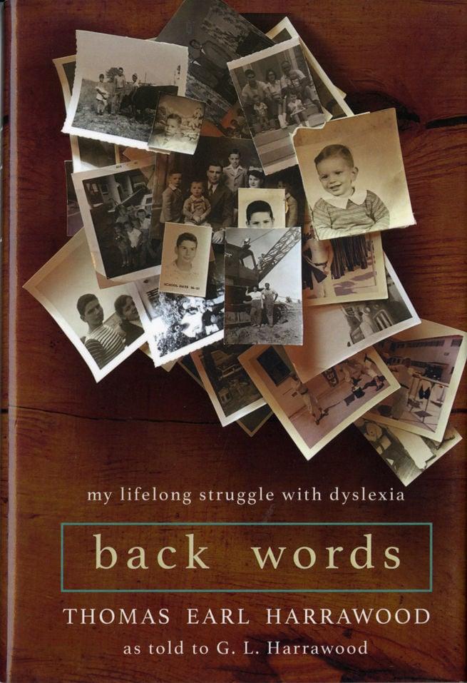 """back words, my lifelong struggle with dyslexia"""
