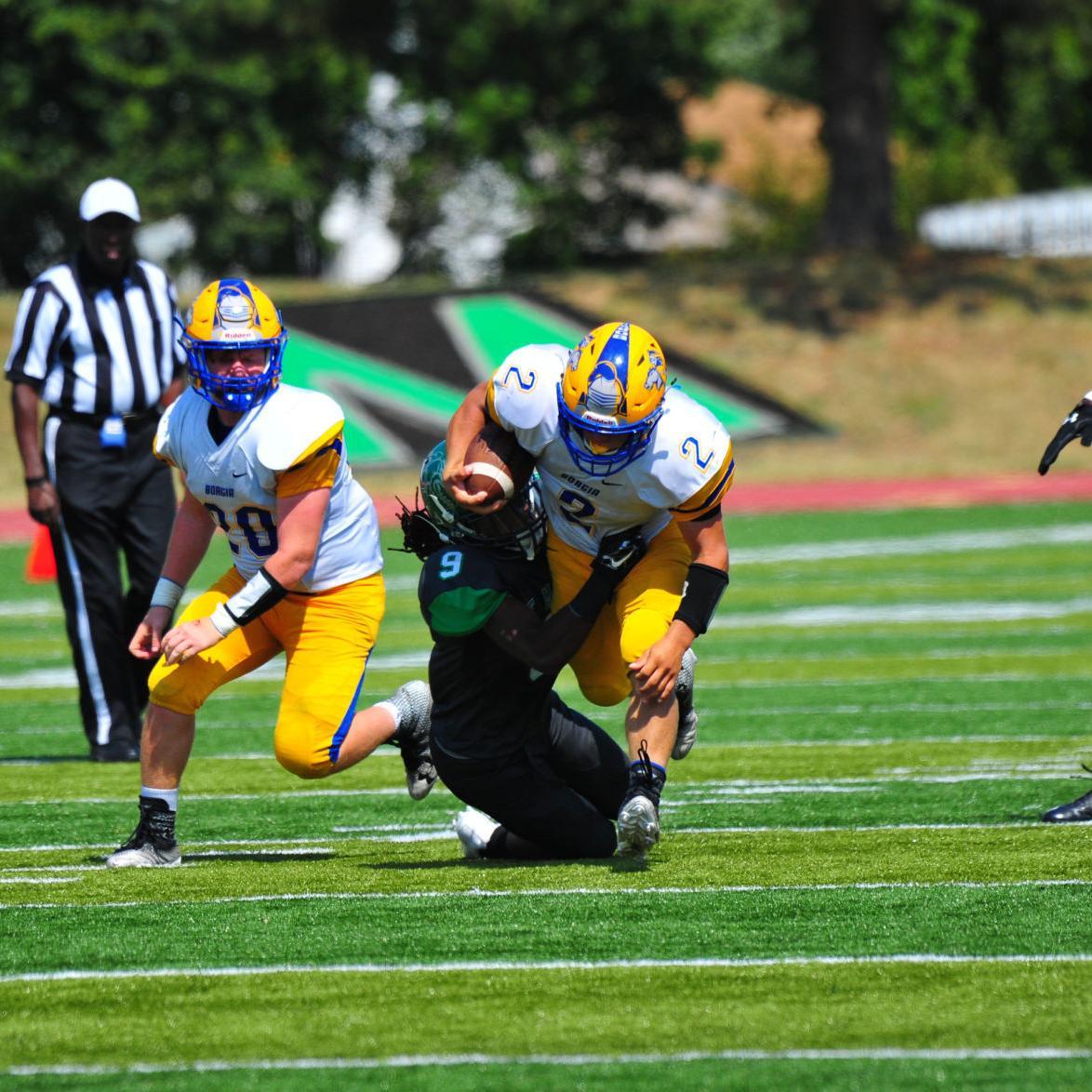 Week 5 Football — Borgia at St. Mary's