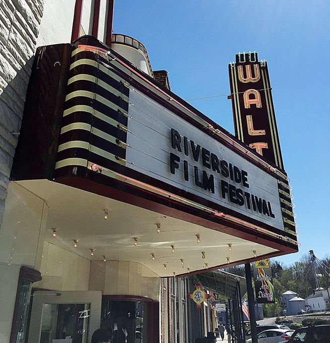 Riverside Film Festival at the Walt