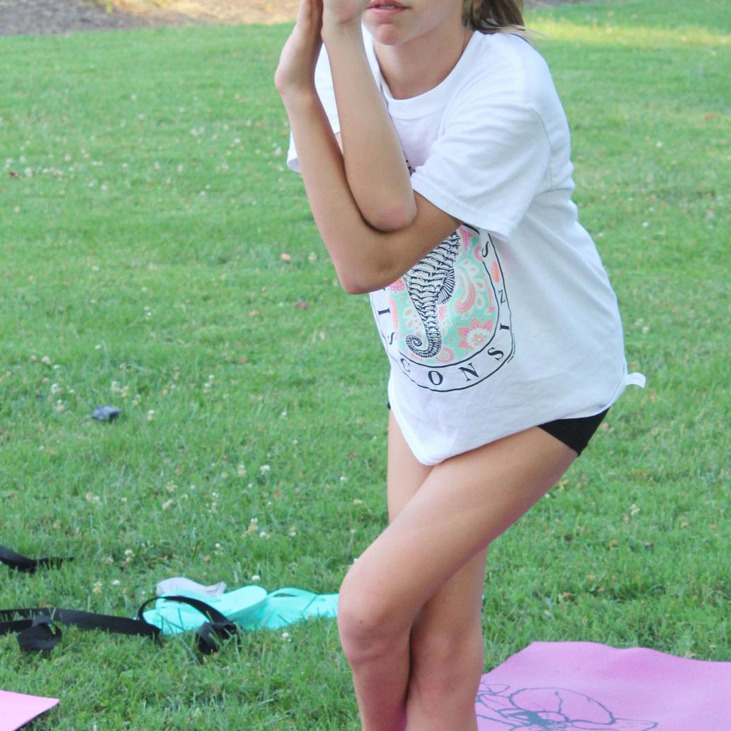 Yoga at Riverfront July 2017