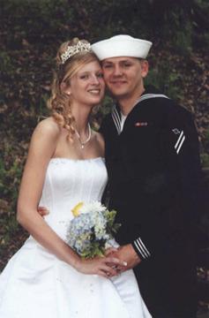 Missey-Jones Wedding Vows Read