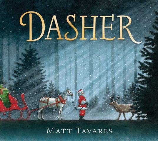 """Dasher"""