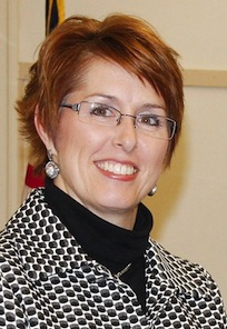 Washington School District Superintendent Lori VanLeer