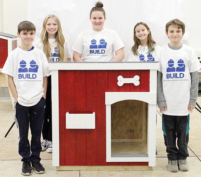 BUILD Academy Doghouse