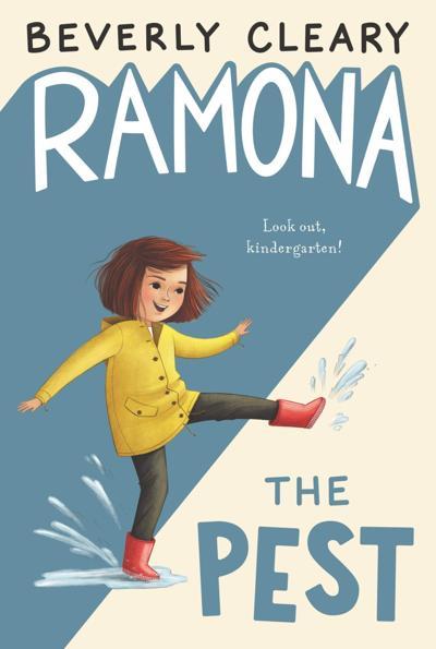Ramona The Pest Book Cover