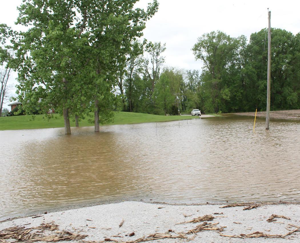 Highway 47 Flooding