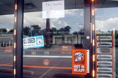 Little Caesars Pizzeria Closed