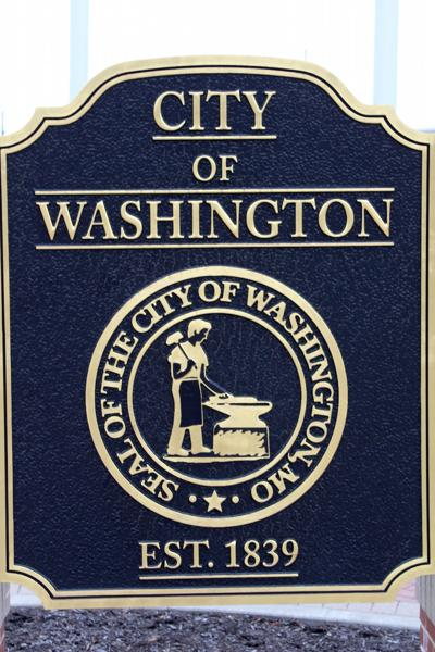 City of Washington Sign