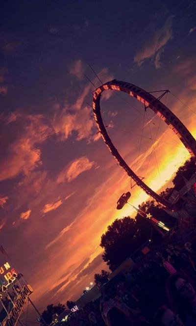 Fair Sunset 2016