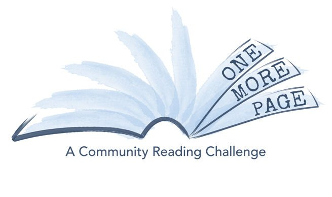One More Page, a Community Reading Challenge