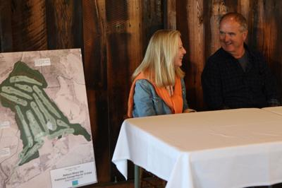 Hoffmanns unveil vision for golf course