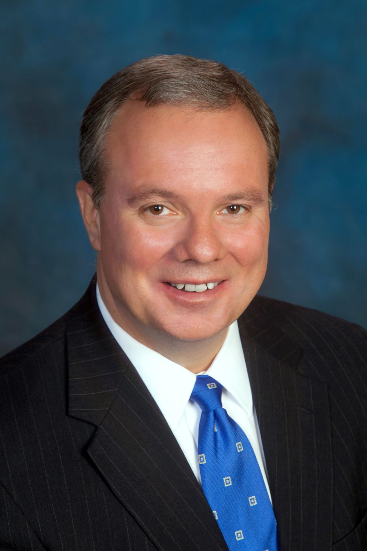 Dr. Jon Bauer, ECC President