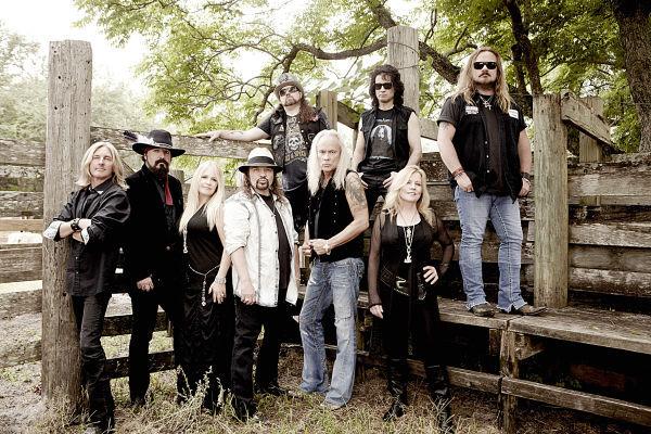 Lynyrd Skynyrd Promo Photo