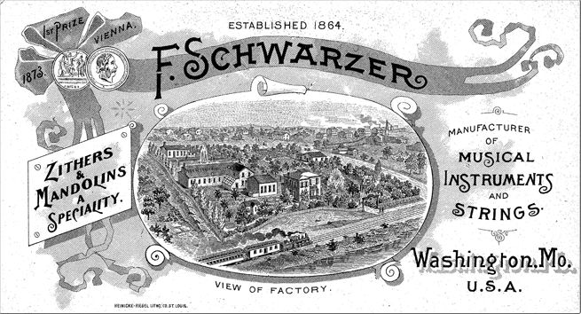 Franz Schwarzer Business Card