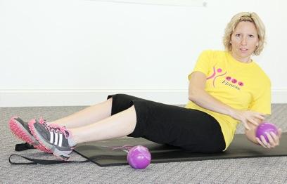 Begins Fitness Program