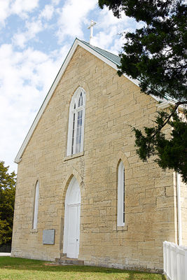 St. Patrick's of Armagh Church in Catawissa