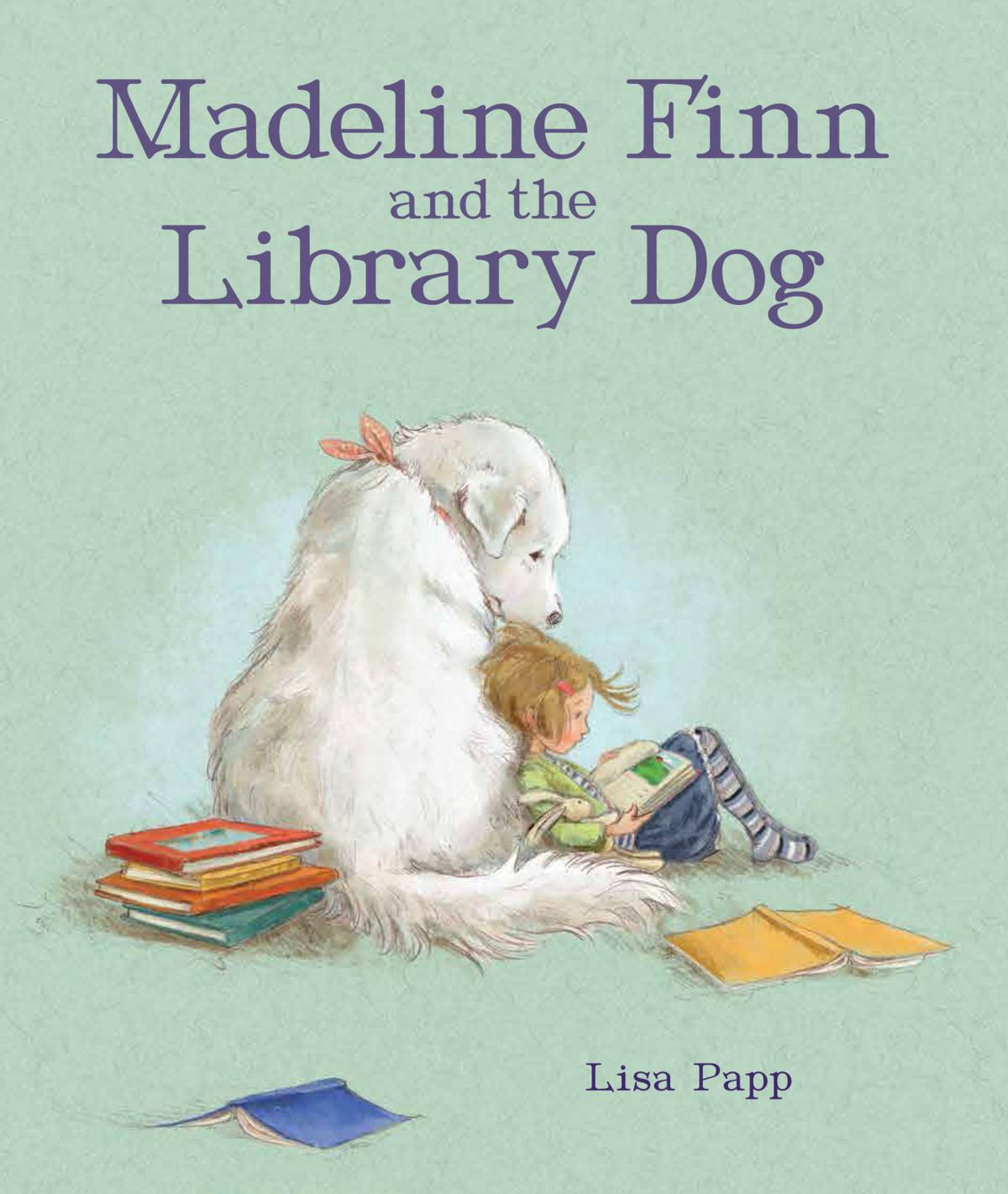 """""""Madeline Finn and the Library Dog"""""""